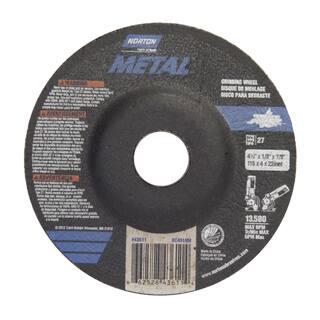 "Norton 43611 4-1/2"" X 1/8"" Grinding Wheel|https://ak1.ostkcdn.com/images/products/11642891/P18575436.jpg?impolicy=medium"