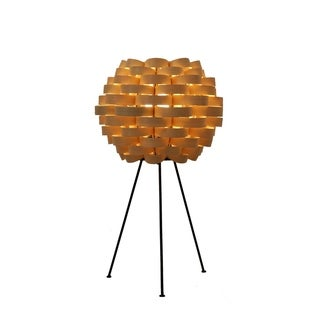 Bamboo Weave Carnation Natural Lamp (Philippines)