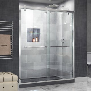 DreamLine Cavalier 56 - 60 in. W x 76 in. H Sliding Shower Door