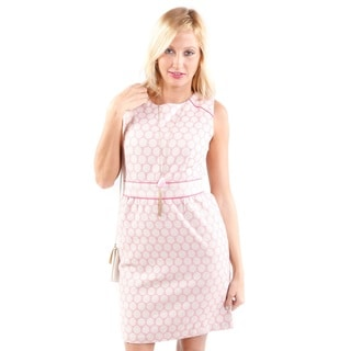 Hadari Women's Pattern Summer Dress