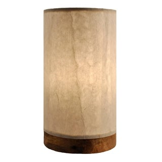 Paper Cylinder Mini Glacier Lamp (Philippines)
