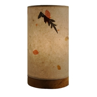Paper Cylinder Mini Fern Lamp (Philippines)