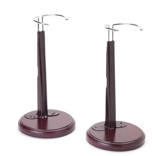 "The Queen's Treasures Set of 2 Doll Stands for 18"" Dolls, Accessory for 18"" Dolls"