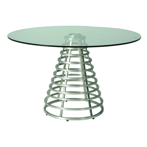 pin stainless steel round dining table with marble top on pinterest