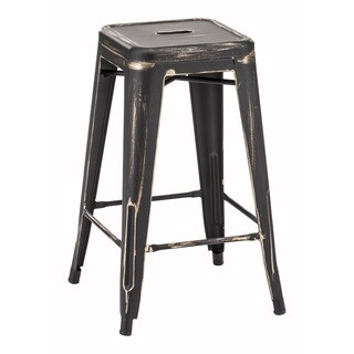 Marius Steel Counter Stool (Set of 2)