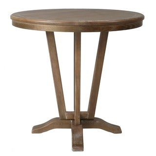Devon Coast Distressed Charcoal Bar Table
