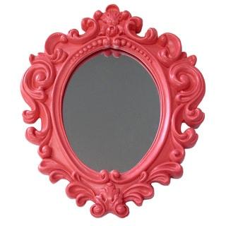 Pink Vanity Mirror