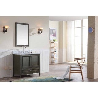 Ari Kitchen and Bath Jude 36-inch Single Bathroom Vanity