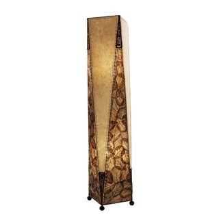 Trapezoid Large Natural Lamp (Philippines)