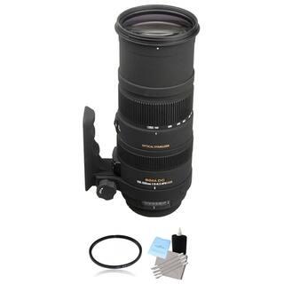 Sigma 150-500mm f/5-6.3 Lens for Nikon F Lens Bundle|https://ak1.ostkcdn.com/images/products/11643706/P18576189.jpg?impolicy=medium