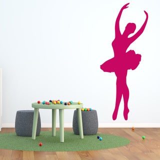 Ballet Vinyl Mural Wall Decal