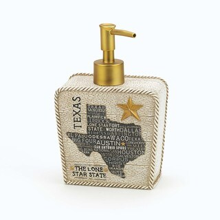 Lone Star Ivory Lotion Pump