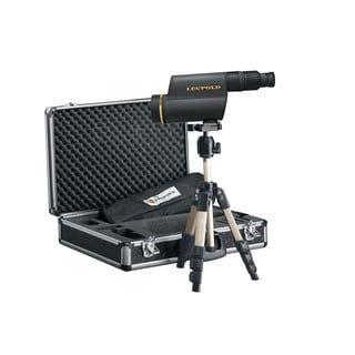 Leupold GR 12-40x60mm HD Spotting Scope Kit