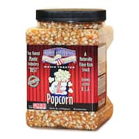 Great Northern Popcorn Premium Yellow Gourmet Popcorn 4 Pound Jug