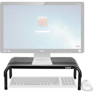 Allsop Metal Art Ergo3 Adjustable Monitor Stand