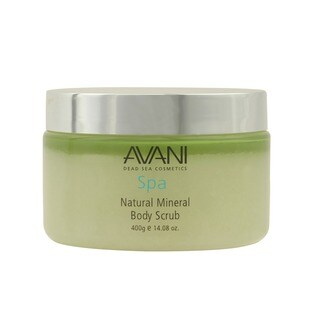 Avani Natural Mineral Citrus/Vanilla Body Scrub