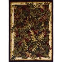 """Home Dynamix Optimum Collection Contemporary Tan Area Rug  (5'2X7'2"""") - 5'2"""" x 7'2"""""""