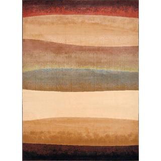 """Home Dynamix Catalina Collection Contemporary Multi Area Rug  (5'3X7'2"""")"""
