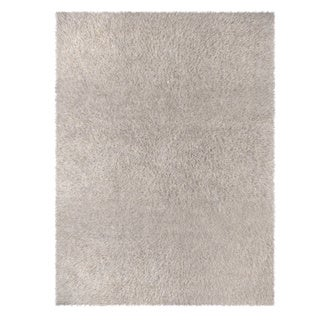 "Home Dynamix Synergy Collection Ivory (4'9"" x 6'6"") Machine Made Polypropylene Area Rug"