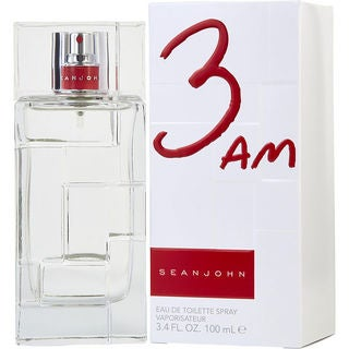 Sean John 3 a.m. Men's 3.4-ounce Eau de Toilette Spray