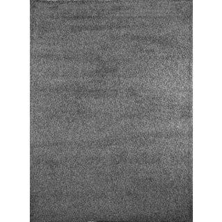 "Home Dynamix Synergy Collection Dark Grey (4'9"" x 6'6"") Machine Made Polypropylene Area Rug"