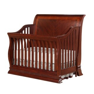 Munire Portland Cherry 4-in-1 Crib