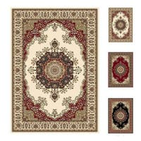"Home Dynamix Regency Collection Traditional Area Rug - 7'10"" x 10'2"""