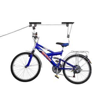 2-Pack RAD Cycle Products Bike Lift Hoist Garage Mtn Bicycle Hoist 100LB Cap|https://ak1.ostkcdn.com/images/products/11644776/P18577111.jpg?impolicy=medium