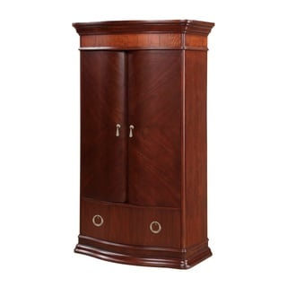 Munire Portland Cherry Armoire