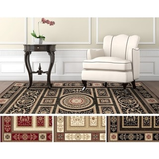 Home Dynamix Regency Collection Traditional (9'2X12'5) Machine Made Polypropylene Area Rug