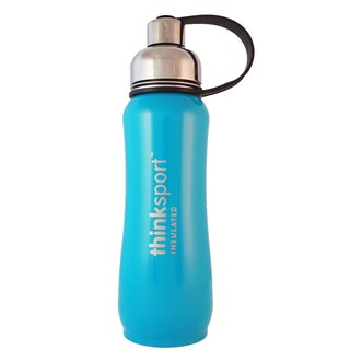 ThinkSport 17-ounce Light Blue Insulated Bottle