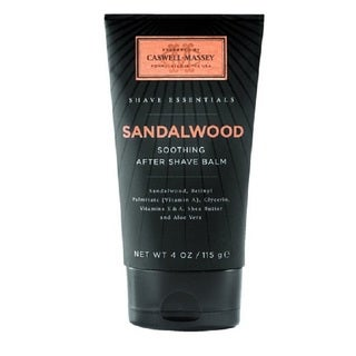 Caswell-Massey Sandalwood 4-ounce After Shave Balm Tube