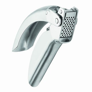 Kuhn Rikon 2315 Stainless Steel Epicurean Garlic Press