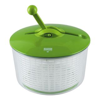 Kuhn Rikon 20016 Green Ratchet Salad Spinner
