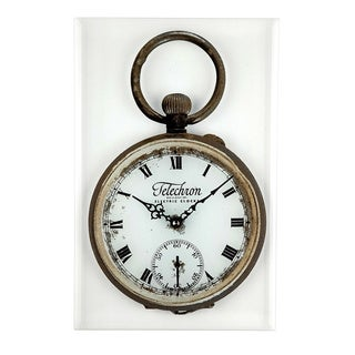 Hans Andersen Home Pocket Watch Wall Clock