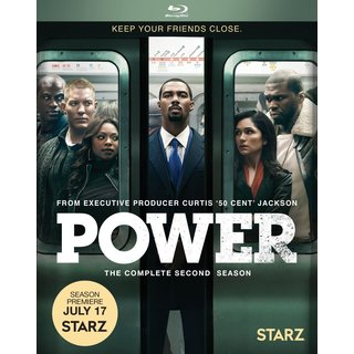 Power: Season 2 (Blu-ray Disc)