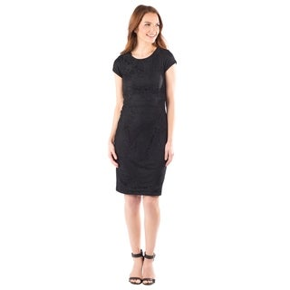 DownEast Basics Women's Waverly Lace Dress