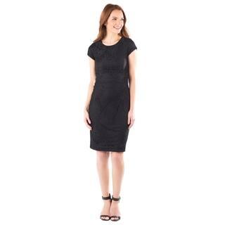 DownEast Basics Women's Waverly Lace Dress|https://ak1.ostkcdn.com/images/products/11647335/P18579333.jpg?impolicy=medium