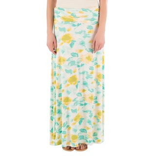 DownEast Basics Women's Spring Maxi Skirt