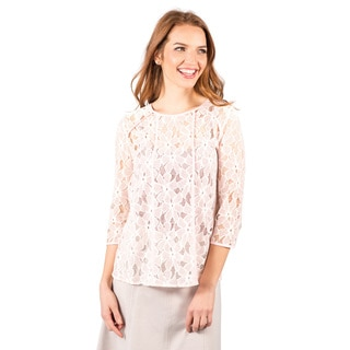 DownEast Basics Women's Hyde Park Top
