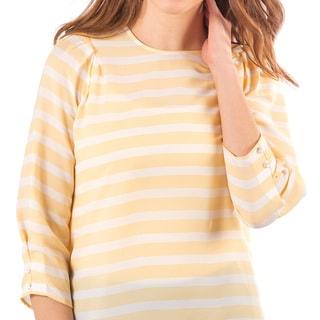 DownEast Basics Women's Regent Blouse