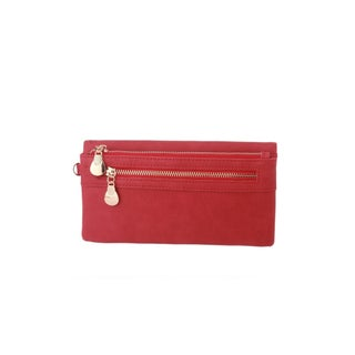 Womens Wristlet Cell Phone Wallet (Option: Red)