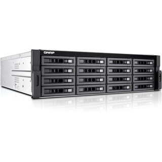 QNAP 16-bay High Performance Unified Storage with Built-in 10GbE