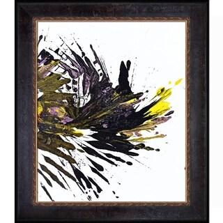 Kris Haas 'Imprints Of Nature Series 1751MP6' Framed Fine Art Print