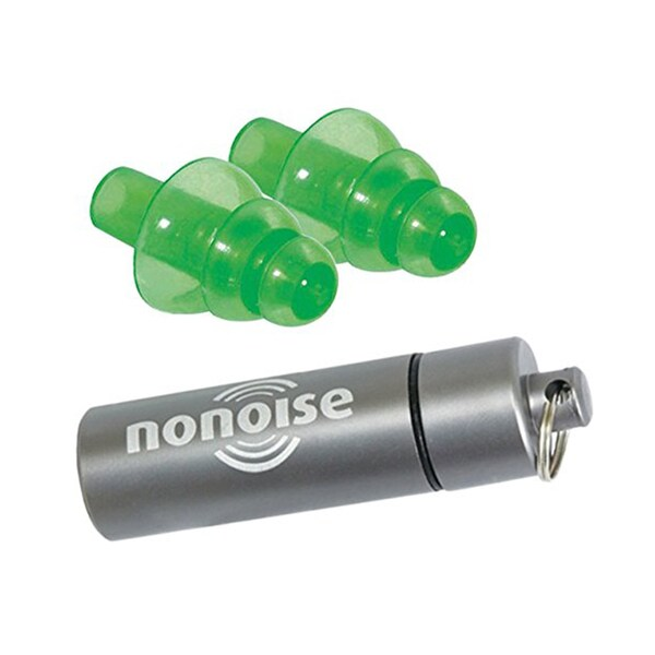 Nonoise Shoot New Generation Ear Plugs with Ceramic Filter
