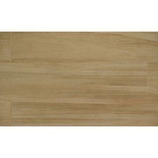 Kensington Taupe Wood Look Porcelain Tile (8-inch x 36-inch)