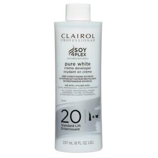 Clairol Professional Soy4plex Pure White Creme Hair Color Developer 20 Volume