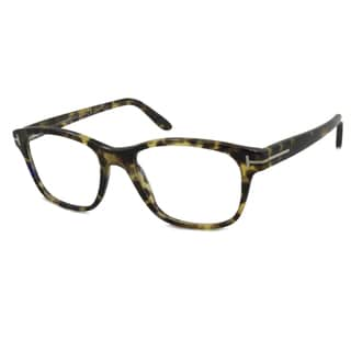 Tom Ford Men's/ Unisex TF5196 Rectangular Reading Glasses