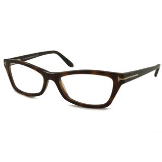 Tom Ford Women's TF5265 Rectangular Reading Glasses