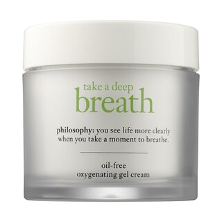 Philosophy Take A Deep Breath Oil-Free 2-ounce Oxygenating Gel Cream
